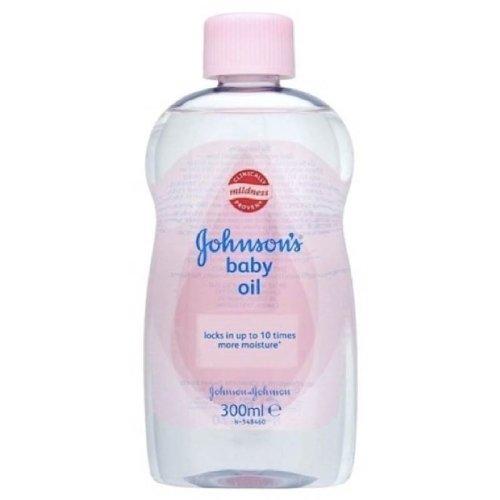 Johnson Baby Oil 300Ml. - Pack Of 2 by Johnson & Johnson