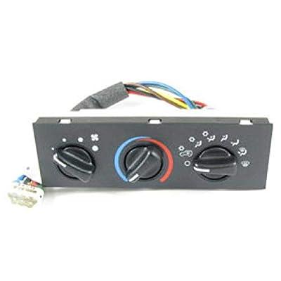 Mopar 55037473AB Jeep Wrangler 1999-2004 HVAC Control Switch