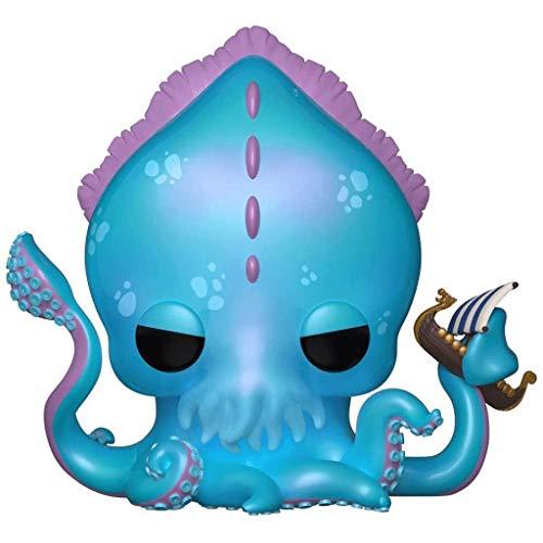 Good Buy Funko Pop Myths : The Kraken (Exclusive) Figure 3.75inch Vinyl Gift for Myths Fans Figure