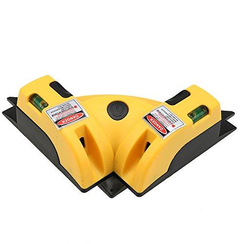 OndersteuntHelp High Precision Laser Hoek Meter Draad Laser Markering Meetinstrument