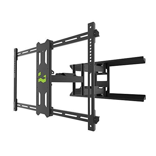 Kanto pdx680vollbewegliche TV TV Wandhalterung für 39″–75″ Flachbild-Monitor–Einfache Installation–Schwarz