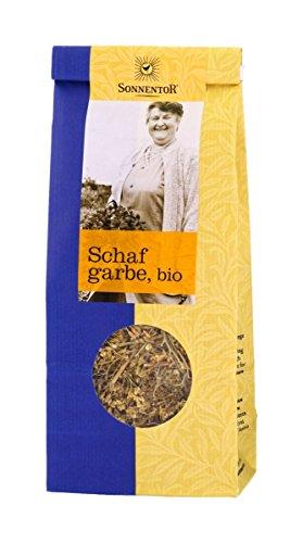 Sonnentor Tee Schafgarbe lose, 1er Pack (1 x 50 g) - Bio