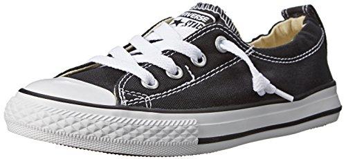 Converse Kids K All Star Shoreline Slip Black Size 5.5