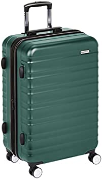 AmazonBasics Premium Hardside Spinner Suitcase Luggage