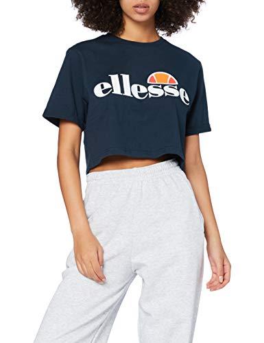 Ellesse Alberta Damen Top, Blau (Kleid blau), 36 (Herstellergröße: 8)