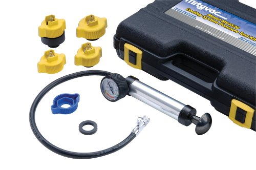 Cheapest Price! Mityvac MV4530 Cooling System Pressure Test Kit