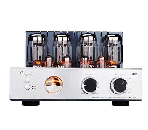 YUNZHI MT-45MK2 (KT88) Plus Amplificatore Valvolare in Classe AB1 Amplificatore Push-Pull TR ~ UL Interruttore BIAS ADJ