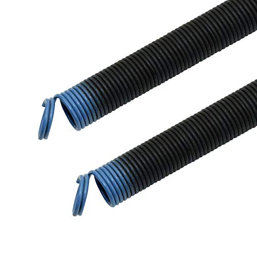 New Garage Door Extension Springs for 7 Foot Tall Garage Door (Pair, 90 EX Springs)