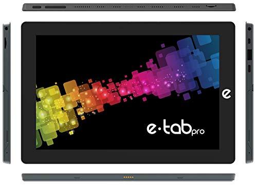 Microtech Tablet e-tab Pro 10.1  LTE 64 GB Win 10 Pro
