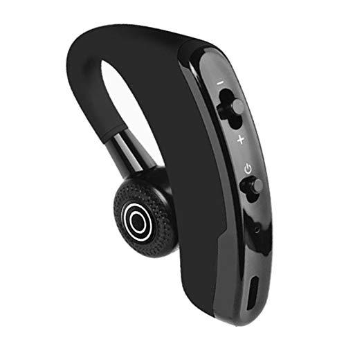 Gazechimp V9 Auricular Bluetooth V 4.0, 10 Horas de Tiempo de Conversación en HD CVC6.0 Cancelación de Ruido, Auricular Bluetooth Manos Libres para Teléfono Cel