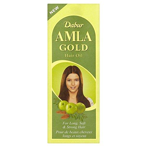 Dabur - Gold - Aceite capilar con amla - 200 ml -...