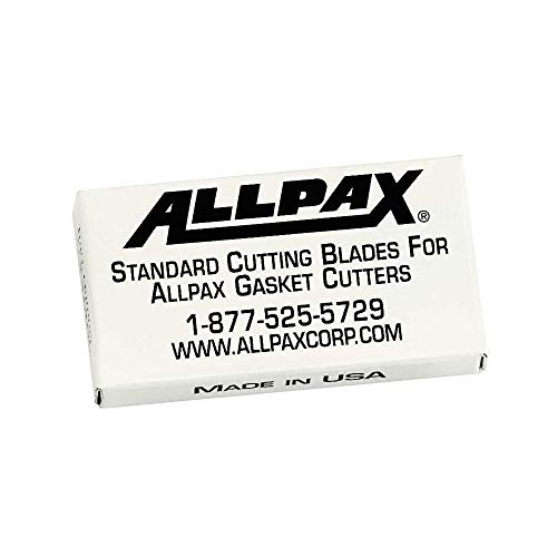 1-1//2 Size Allpax AX1329 Replacement Cutting Head for Hollow Punch Steel