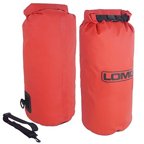 Lomo 20L Barrel Roll Top Dry bag with Shoulder strap