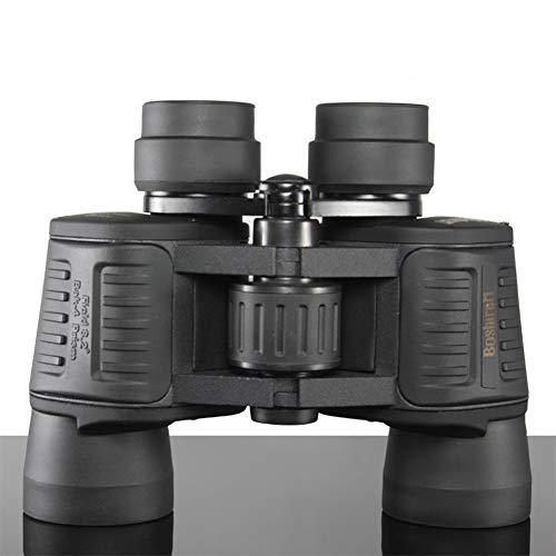 KP&CC Telescopio estándar de Alta Potencia de los prismáticos HD Súper Resistente a la abrasión de la Piel a Prueba de Agua, a Prueba de Niebla ya Prueba de Humedad (10X40)