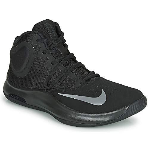 Nike Unisex-Erwachsene AIR Versitile IV NBK Basketballschuhe, Schwarz (Black/MTLC Cool Grey/Anthracite 1), 43 EU