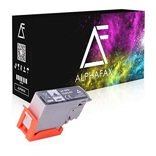 Alphafax Tintenpatrone kompatibel für Epson 478XL Epson Expression Photo HD XP-15000 478 XL C13T04F64010 Grau