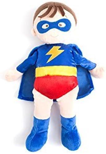 North American Bear Company Baby Hero Boy Doll by North American Bear