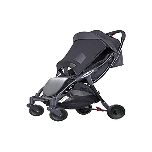 Best Price YYZZ Baby Stroller,Comfortable Safety Baby Stroller Easy Care Pure Color Baby strollerFou...