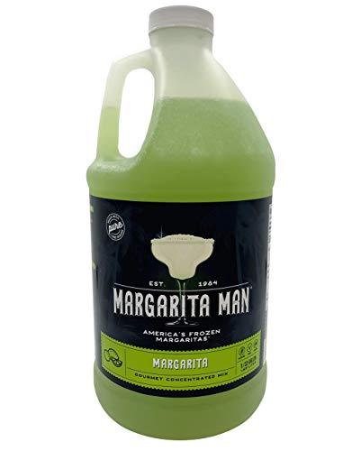 Margarita Man Margarita Mix Concentrate | 64oz bottle, makes 75 drinks | Bars, Restaurants, At Home | Pure cane sugar