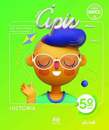 Projeto Ápis - História - 5º ano