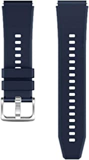 Silicone Strap for Huawei GT2 Pro - Size 22 - Dark Blue
