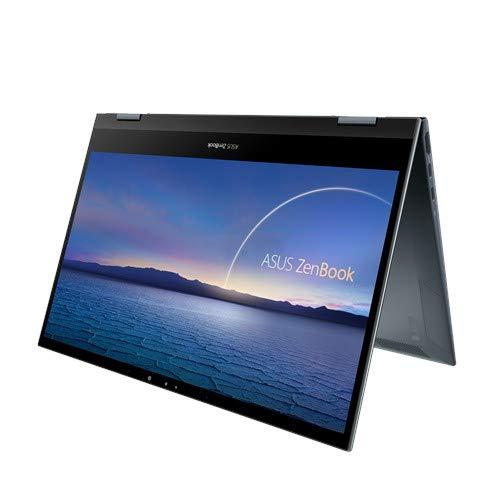 ASUS ZenBook Flip UX363EA-EM134T Grigio 13.3' FHD Touch screen Intel i5-1135G7 8 GB DDR4, 512 GB SSD Wi-Fi 6 (802.11ax) Windows 10