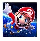 SMB Lichtschaltersticker Mario Bros
