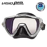 Tusa Visio Pro - Chirurgen Silikon Einglas Tauch-maske mit UV Filter profi erwachsene