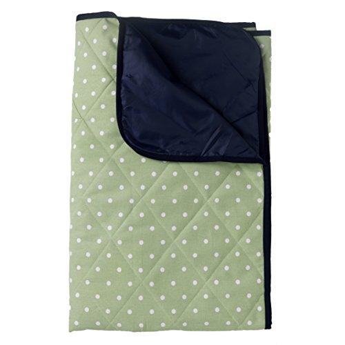 Preisvergleich Produktbild Extra Large Padded Picnic Blanket - Green