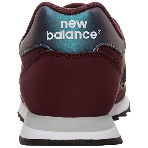 Zapatillas para mujer, modelo GW500-BIP-B, de New Balance, Mujer, GW500BIP, borgoña, 40.5 EU