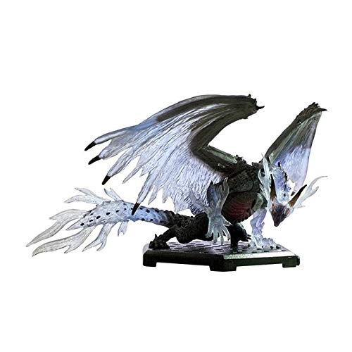 Monster Hunter Action Figure Modelli in PVC Hot Kirin Dragon Toy Model Collection Gift Generations Ultimate, mingdeng66