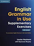 English Grammar in Use Supplementary Exercises with Answers by Louise Hashemi (23-Feb-2012) Paperback - 23/02/2012