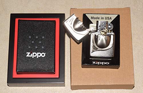 Zippo Trick Zippo Feuerzeug Egg Dragon / Ei Drache