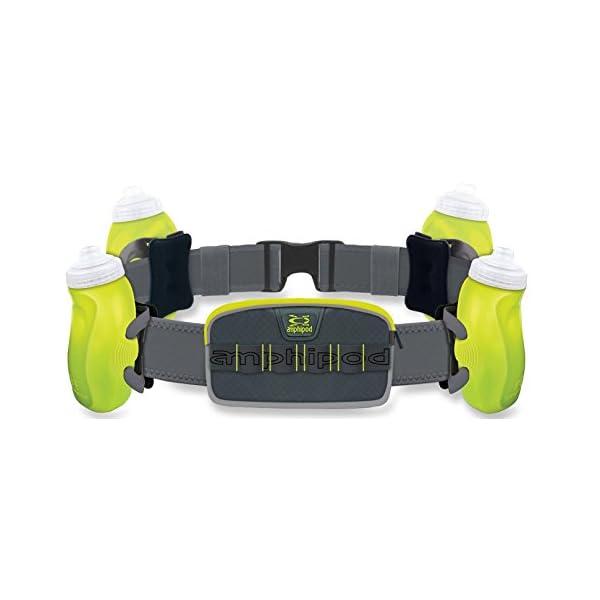 Amphipod RunLite Xtech 4 Plus Hydration Belt … (Green)