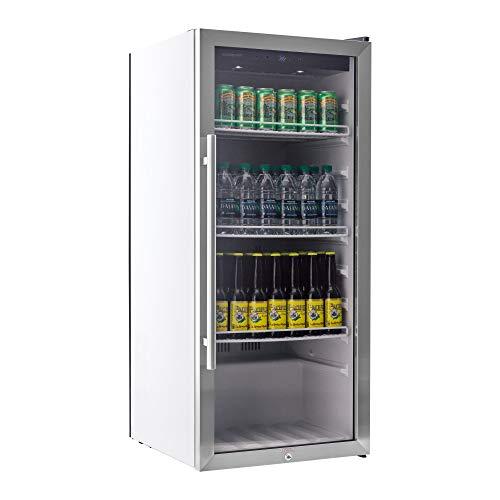 EdgeStar VBR240 Stainless Steel 22 Inch Wide 8.6 Cu. Ft. Commercial Beverage...