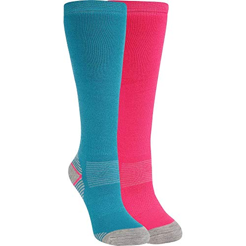 McKINLEY Kinder Strumpfe Rob 2Pack, Blue/Pink, 31-34