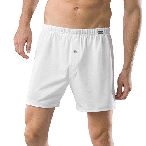 Schiesser Herren Boxershort Original Classics 3er Pack, Farbe:Weiß (100);Größe:7/XL