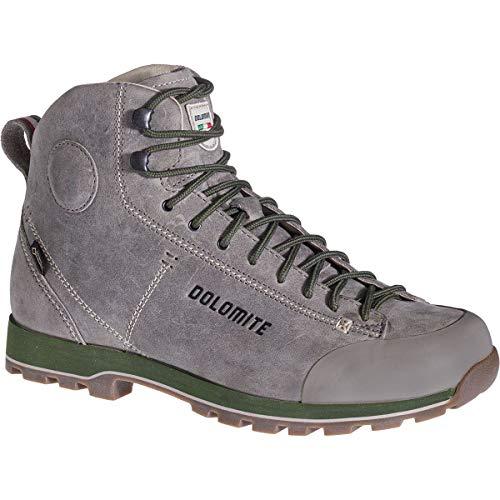 Dolomite Unisex-Erwachsene BOTA Cinquantaquattro HIGH FG GTX Trekking- & Wanderstiefel, ALUMINI Grey, 47 EU