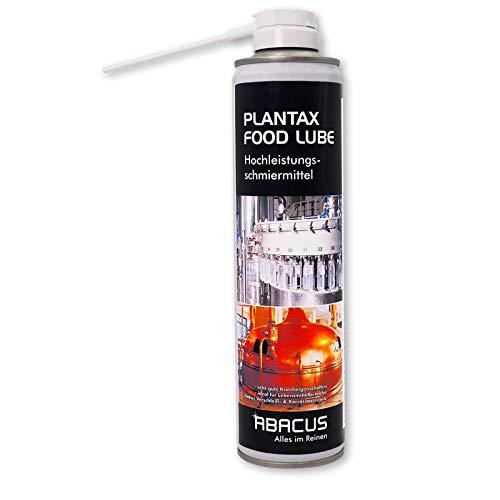 PLANTAX fOOD 400 ml de lubrifiant lUBE haute performance avec la norme nSF h1–enregistrement