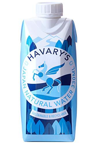 HAVARY'S ハバリーズ 紙パックナチュラルウォーター 330mL