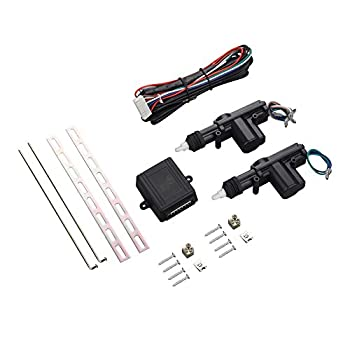 DS18 RC-CLS2 Red Cobra Central Lock 2 Door System One Master and Slave Control Module