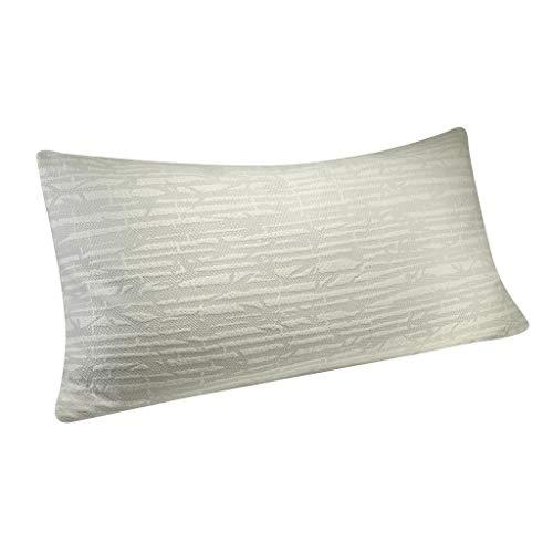Clara Clark Rayon from Bamboo Shredded Memory Foam Pillow Queen