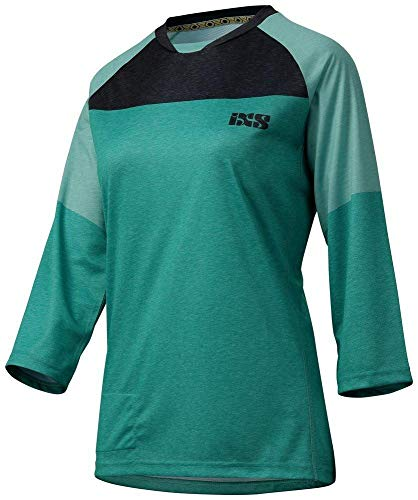 IXS Girls Trail de jersey 3/4de pulsera Vibe 6.1mentol verde, monthol green