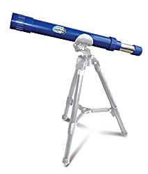 Handheld Telescope 15X magnification 30mm objective lens includes table-top tripod lightweight and easy to use
