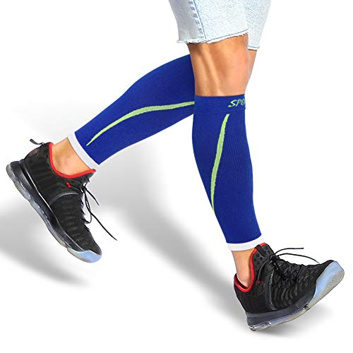 Yosoo Health Gear Medias de Compresión Running, Calcetines de Compresión para Hombre y Mujer, 20 mmHg-25 mmHg, Aumentar la Circulación Sanguínea, Mejorar el Rendimiento