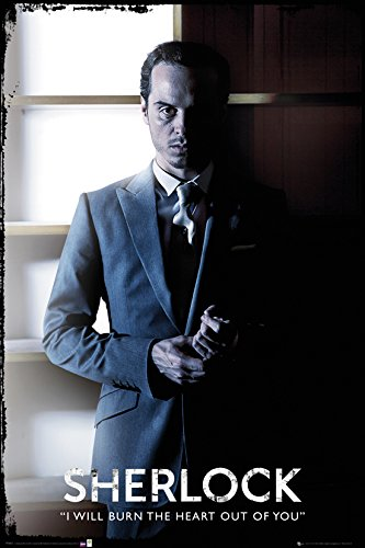 Sherlock - Jim Moriarty
