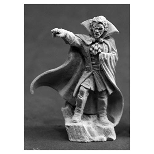 Reaper Miniatures Vampire Lord #03839 Dark Heaven Legends Unpainted Metal
