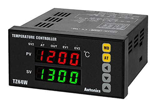TZN4W-A4R PID Temp Selling and selling Control W96xH48mm 2 Digital Output Relay Finally resale start