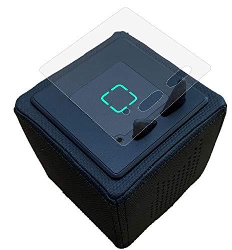Fräulein Lotti - 2 Transparente Schutzfolien als Zubehör für die Toniebox - transparent/selbstklebend/passgenau