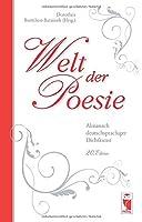 Welt der Poesie: Almanach deutscher Dichtkunst. 20. Edition